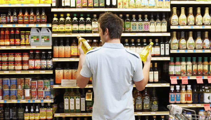 fecha de caducidad en alimentos